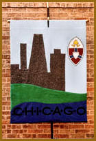 Banner Diocese Chicago