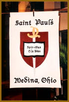 St Paul's Medina Ohio banner